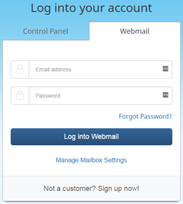 fatcow email login