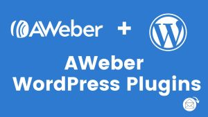Aweber WordPress Plugins for email subscription forms