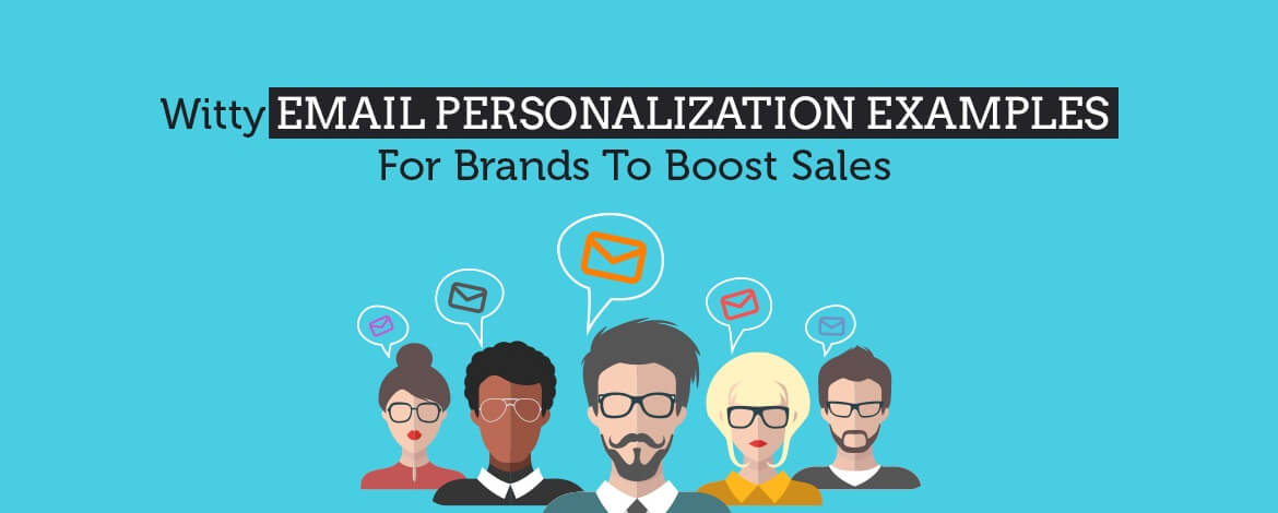 witty email personalization examples