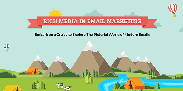 Rich Media in Email Marketing