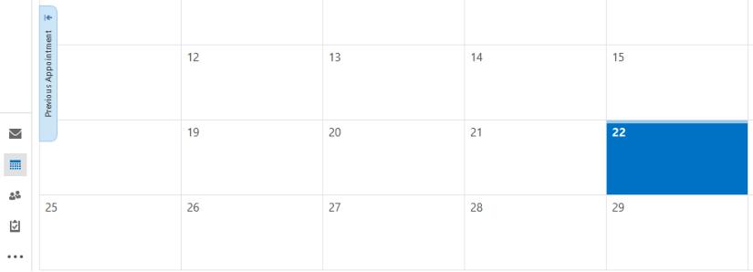share outlook calendar