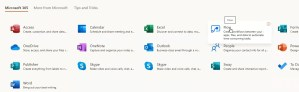 Microsoft 365 Flow app