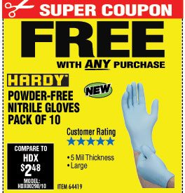 Harbor Freight Mobile Base Coupon
