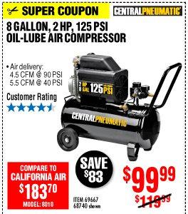 69667 Air Compressor