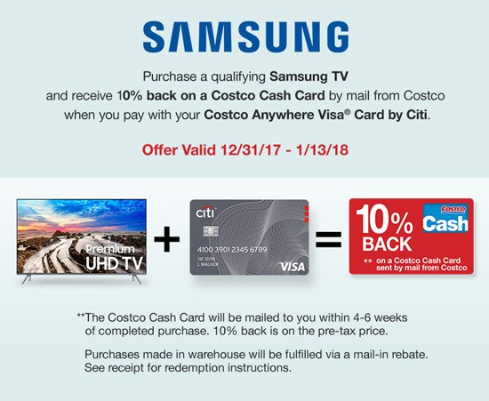 a special tv offer