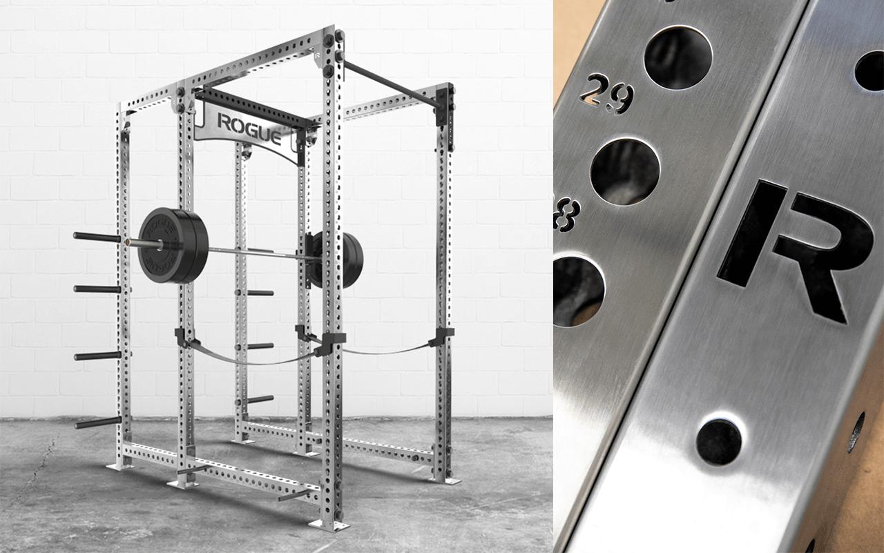 stainless steel monster racks