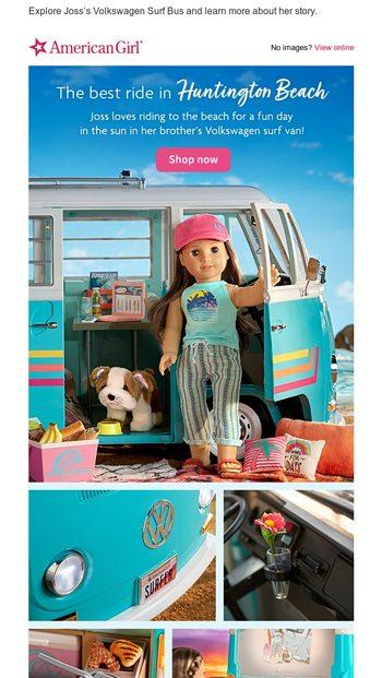 Joss Volkswagen Surf Bus : volkswagen, 🚐🏄♀️The, Huntington, Beach, Here!, American, Email, Archive