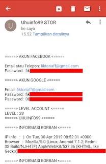 Cara Hack Akun Ff Orang Lain Paling Ampuh Work 100