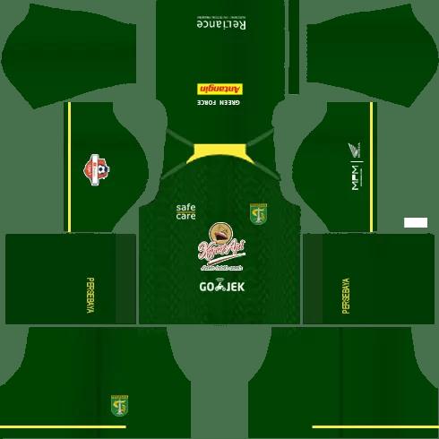 Kit DLS Persebaya 2020 2021