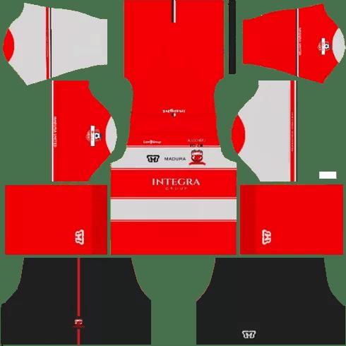 kit dls madura united 2019 2020 home