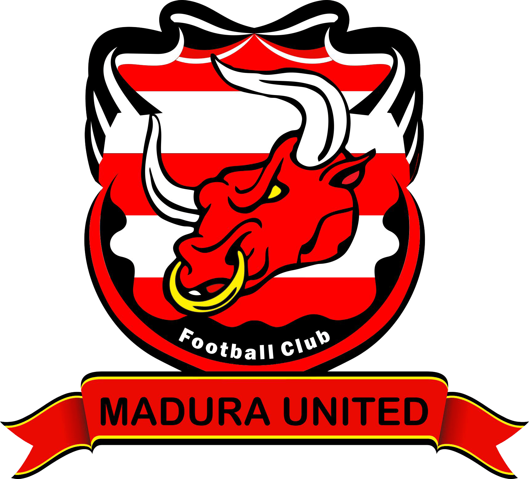 Logo Madura United 2019 2020