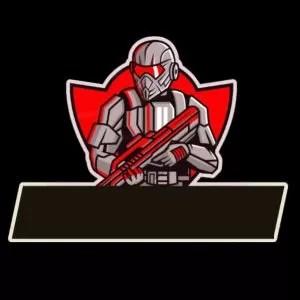 gambar guild ff pubg prajurit merah