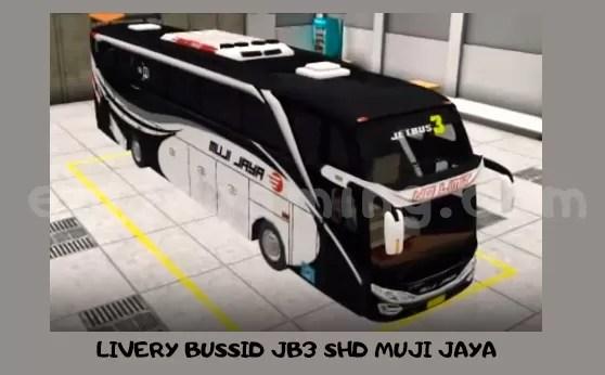 LIVERY BUSSID JB3 SHD MUJI JAYA