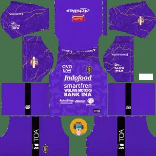 Kit DLS Bali United GK Home 2020 2021