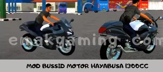 MOD MOTOR HAYABUSA 1300CC