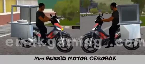 Mod MOTOR GEROBAK bakso