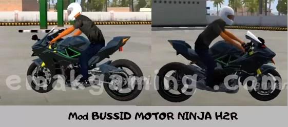 Mod MOTOR NINJA H2R