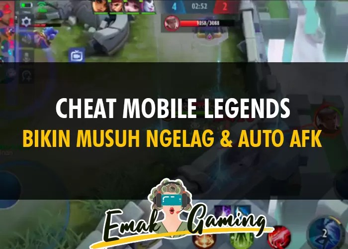 cheat mobile legends membuat musuh lag