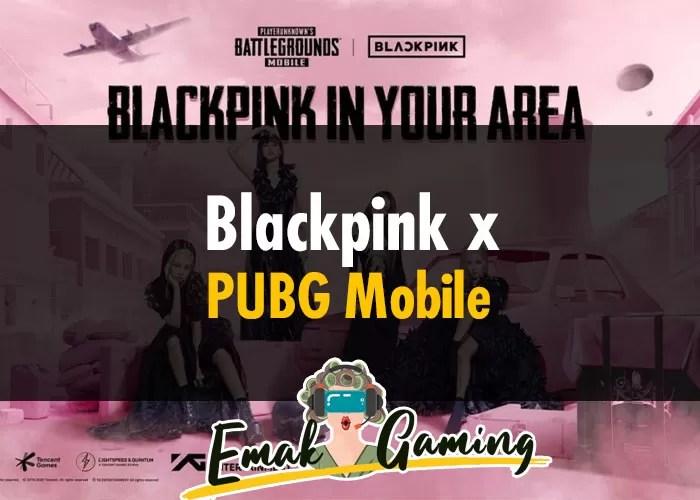 Black Pink x PUBG Mobile