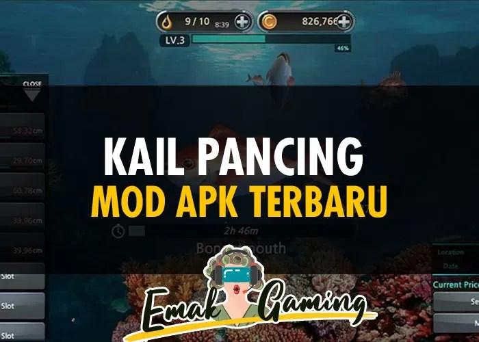 Kail Pancing MOD APK