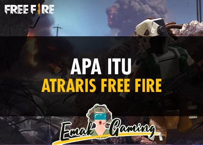 Atraris Free Fire
