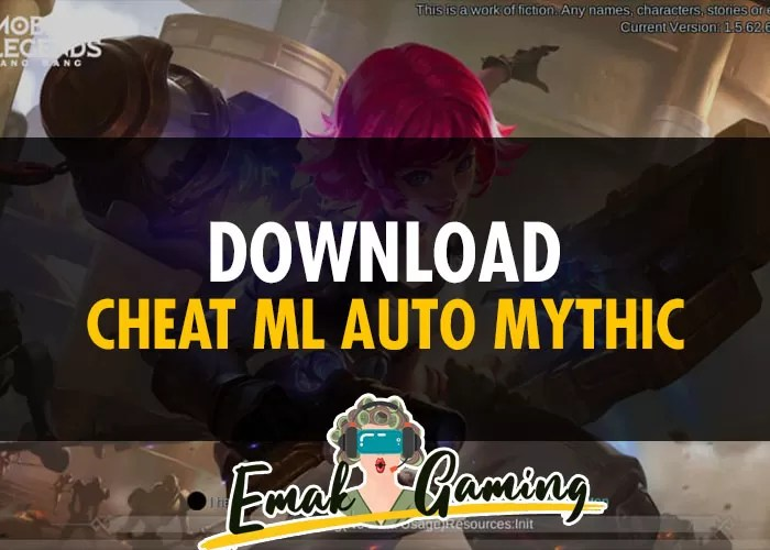 Cheat ML Auto Mythic