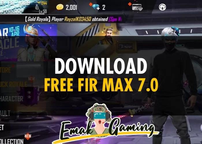 Free Fire Max 7.0