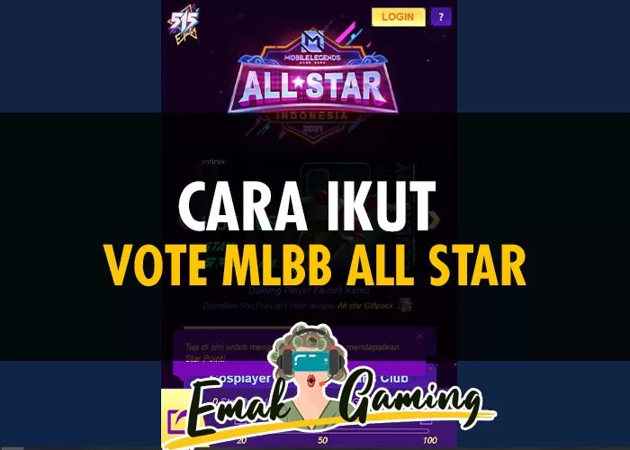 Vote MLBB All Star