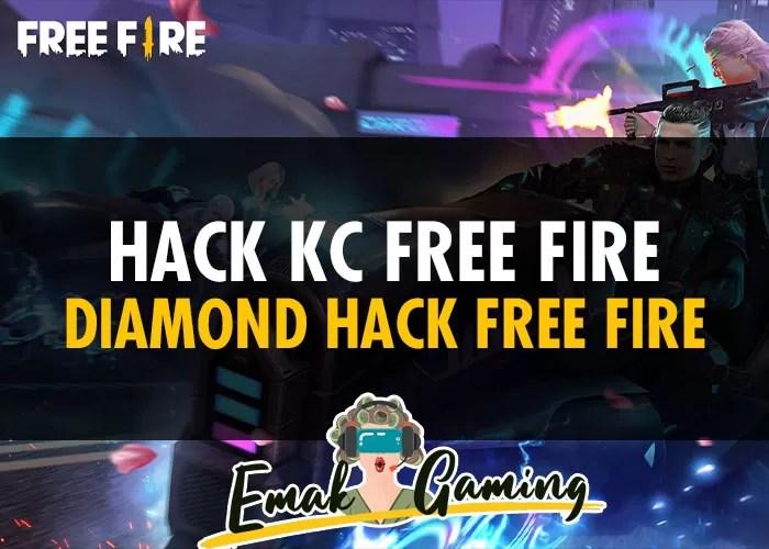 Hack KC Free Fire