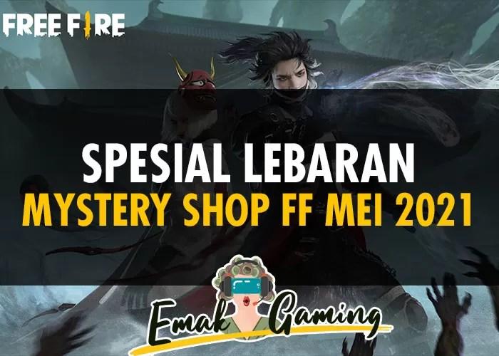 Mystery Shop FF Mei 2021