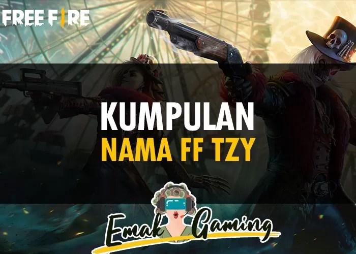 Nama FF Tzy