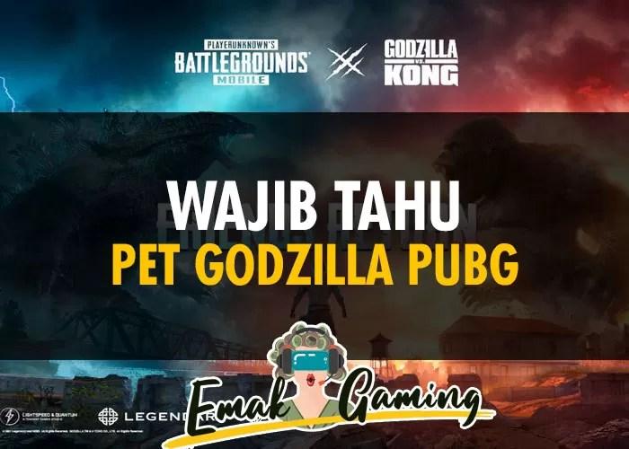 Pet Godzilla PUBG