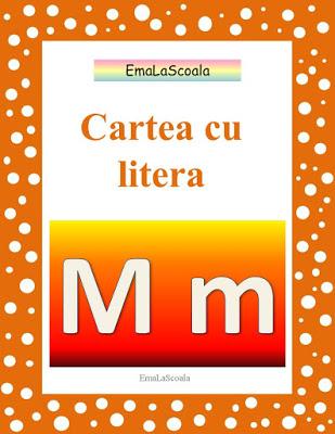 cartea cu litera M