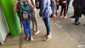 gimnaziul in Franta