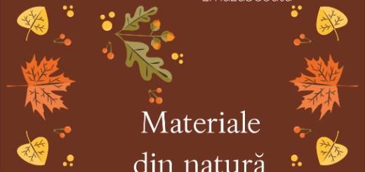 materiale din natura