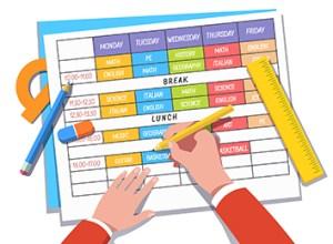 planificare scolara