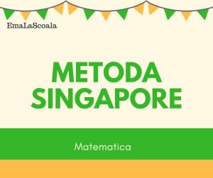 metoda Singapore