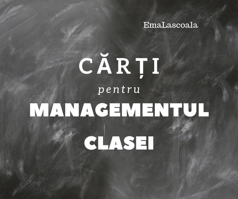 managementul clasei