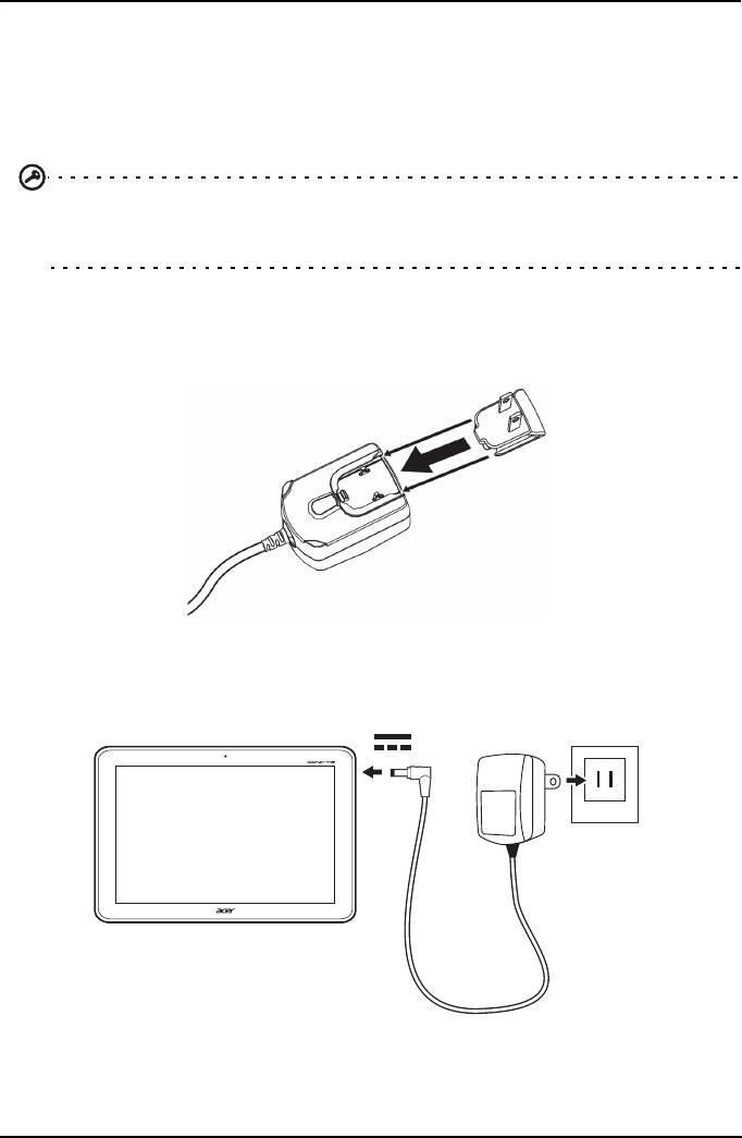 Планшет Acer Iconia Tab A200 32Gb Red. Работа с планшетным ПК