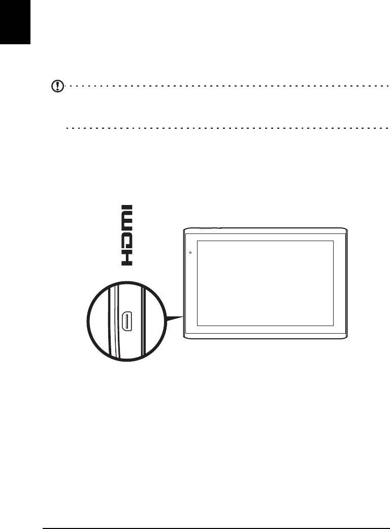 Планшет Acer Iconia Tab A501 16Gb. Подключение устройств к