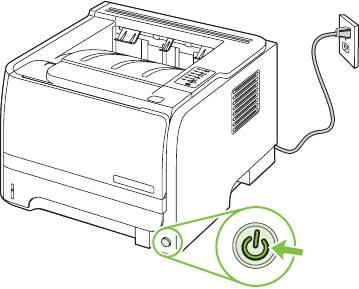 Принтер HP LASERJET P2035. 9 Управление и обслуживание
