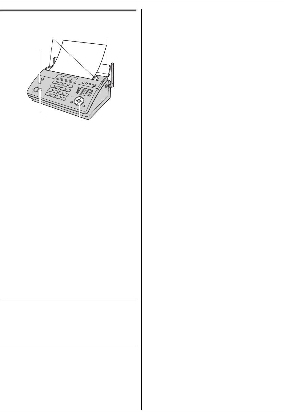 Факсимильный Аппарат (Факс) Panasonic KX-FC968RU. 6.1