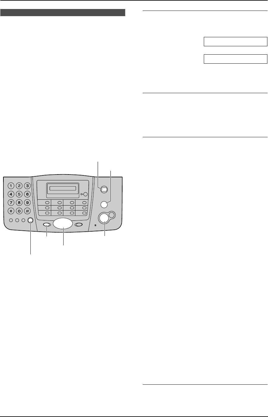 Факс Panasonic KX-FT902RU. 4.5 Просмотр и обратный