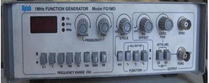 Waveform Generator Circuit