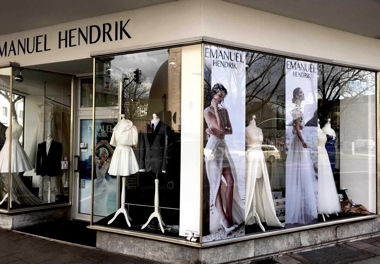 EMANUEL HENDRIK  German made Bridal Couture  Retailers