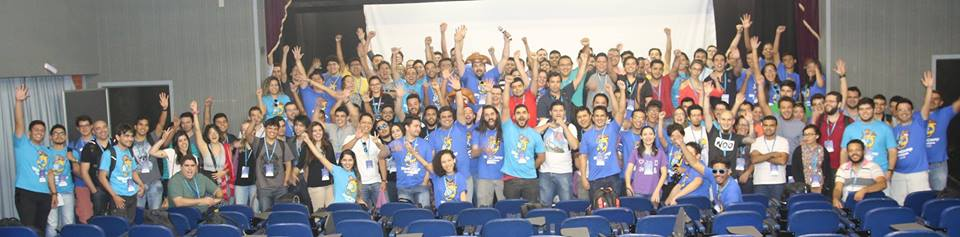 Foto Oficial do WordCamp Fortaleza 2016