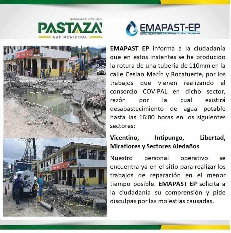 #comunicado #trabajos Emergentes