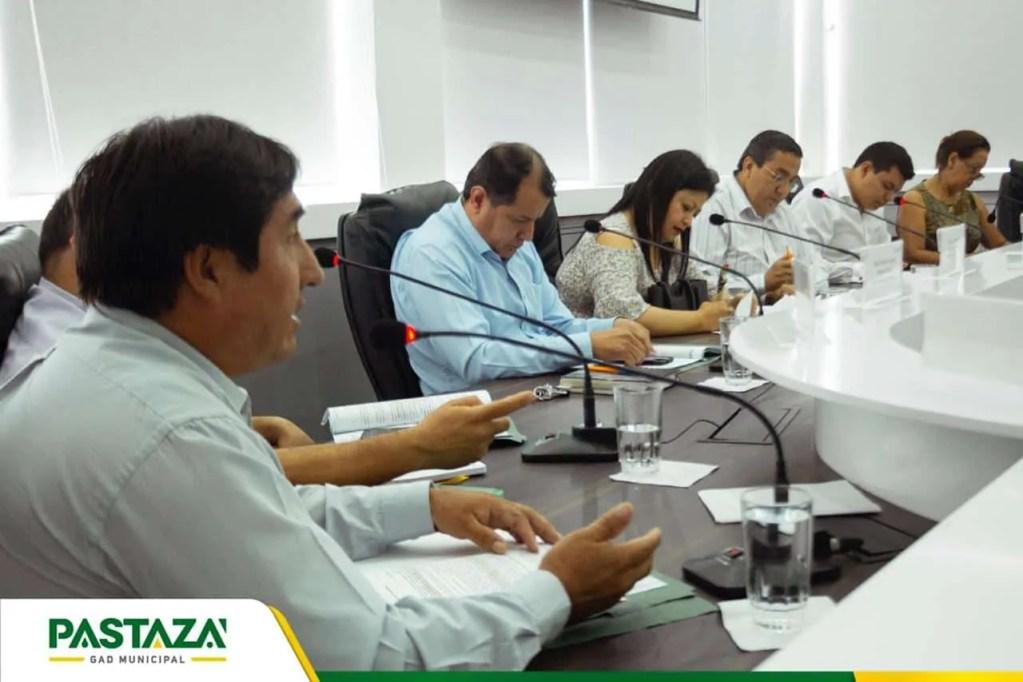 |#ConvenioTripartito|#ComunidadLaMariscal| Se Viabiliza Convenio Para Dotación