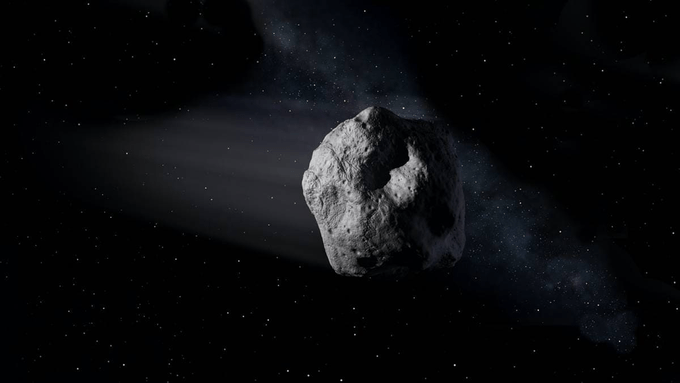 Watch ... a brutal space rock approaching Earth within days