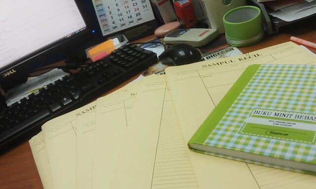 Wordless Wednesday : Workstation